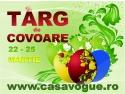covoare. Targul de Covoare, Editia XIII, Bucuresti, 22-25 martie 2012