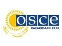 conferinta la bucuresti. Conferinta OSCE 2010, la Bucuresti