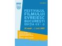 25 septembrie. Festivalul Filmului Evreiesc Bucuresti revine la Cinema Studio, intre 25 septembrie – 1 octombrie