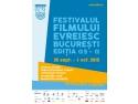 Incepe Festivalul Filmului Evreiesc Bucuresti!