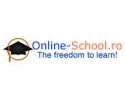 locuri de munca online. Online-School.ro te invita la o noua sesiune de instruire online in luna mai