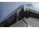 fatade si acoperisuri. Zapada si turturii - pericolele iernii pe care le puteti evita cu sistemele moderne pentru degivrare