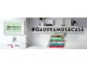 GaudeamusAcasă cu Grupul Editorial ART