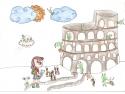 Locuiește în poveste! Ilustrație de Delia Calancia