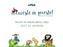 """""""Locuiește în poveste!"""" – un nou concurs Arthur pentru copii Ediția a IX-a, 2020 agrafa"""