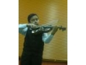 "recital. ""Micul Paganini"" in recital la Munchen"