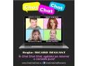 comedie. In Chat Chat Chat, agatatul pe internet e comedie pura!