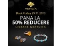 semipretioase. Venda Jewelry te rasfata de Black Friday