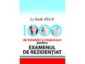 """book.  """"Le Book d'ECN. 1000 de intrebari si raspunsuri pentru examenul de rezidentiat"""" este disponibila acum in librarii"""