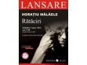 """""""Rataciri"""", de Horatiu Malaele – lansare la Bookfest"""