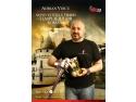 strada fictiunii. Scriitorul Adrian Voicu isi lanseaza volumul Nepovestitele trairi ale templierilor romani la Targul National de Carte – Librex, Iasi