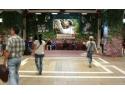 exemple pozitive. Hornbach proiect special metrou Unirii 2