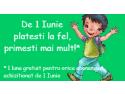 targ de 1 iunie. Promotie 1 Iunie la 123edu.ro
