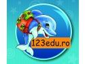 centru de invatare a limbii engleze. Platforma 123edu.ro sprijina procesul de invatare prin joaca