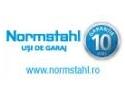 Normstahl - in topul vanzarilor de usi de garaj in Romania