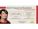 conflicte. Aleth Naquet în România Formator Metoda ESPERE®, creată de Jacques Salomé