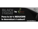 decoratiuni. D'eco Ideea Boutique isi lanseaza magazin online de Black Friday