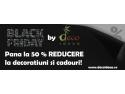 D'eco Ideea Boutique isi lanseaza magazin online de Black Friday
