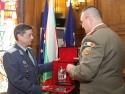 Şeful Statului Major General în vizită în Bulgaria