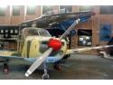 o noapte la muzeu. Muzeul Naţional al Aviaţiei Române participă la Noaptea Muzeelor
