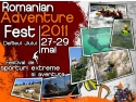 Romanian courses for foreigners. Romanian Adventure Fest 2011