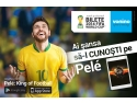 fundatia carl von linde. Vonino prezintă PELE : King of Football