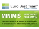workshop English for E-mails. MINIMIS EBT