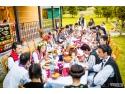 Nuntă tradițională românească pentru doi tineri din Coreea de Sud, stabiliți în New York