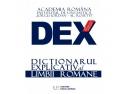 Dictionar explicativ al limbii romane - alegerea nr. 1 a romanilor in materie de titluri educative