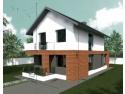 Echipa de specialisti formata din 7 arhitecti si 4 ingineri realizeaza proiecte de case in functie de nevoile si dorintele clientilor.