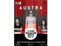 Austra, concert in premiera la Bucuresti