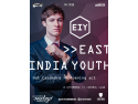 discover india. East India Youth, in concert la Bucuresti