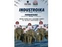 live. Industroika si Fierbinteanu – live la Bucuresti si Cluj-Napoca