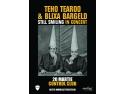 Teho Teardo & Blixa Bargeld, acompaniati la Bucuresti de un cvartet de muzicieni autohtoni
