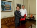 data exchange. Acord de colaborare CCIB – Beijing Bulk Commodity Exchange