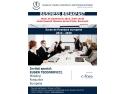 Invitatie la  a II-a editie a intalnirilor din seria Business Breakfast