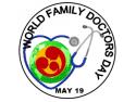 psihoterapie de familie. Logo World Family Doctor`s Day