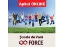 Sales Force Automation. Scoala de Vara FORCE-Drumul catre un infinit de oportunitati!