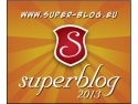 birouri in 2013. SuperBlog 2013
