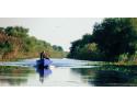 magazin de pescuit. Delta Dunării rămâne destinația preferată a pescarilor.