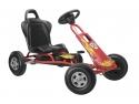 vehicul fara pedale. Daca doriti un cart cu pedale va asteptam sa ne vizitati magazinul www.masinute-copii.ro