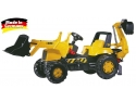 Tractor cu pedale Rolly Toys, doar prin magazinul www.lumeacopiilor.com.ro