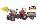 Cumpara acum Tractoare cu pedale Rolly Toys de la distribuitorul autorizat -http://lumeacopiilor.com.ro/