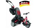Triciclete copii fabricate in Germania doar de aici:http://lumeacopiilor.com.ro/31-masinute-si-triciclete-copii-cu-pedale