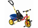 triciclete Puky. Vezi cele mai noi modele de triciclete copii aici:http://lumeacopiilor.com.ro/31-masinute-si-triciclete-copii-cu-pedale