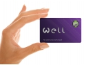 card. Design-ul WellCard