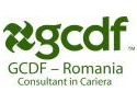consultant. O noua grupa de absolventi au obtinut certificatul 'Consultant in cariera GCDF'