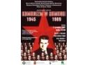 Muzeul National de Istorie a Romaniei. Expozitia Muzeului National de Istorie a Romaniei - Comunismul in Romania 1945 – 1989 – itinerata la Varsovia, Republica Polona