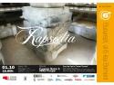 """sala rapsodia. Muzeul Național de Istorie a României găzduiește spectacolul """"Rapsodia"""", al treilea episod al maratonului cultural """"BUCUREȘTI, AL 6LEA ELEMENT"""""""