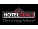 HotelDeals.ro sarbatoreste 1 an de la lansarea oficiala